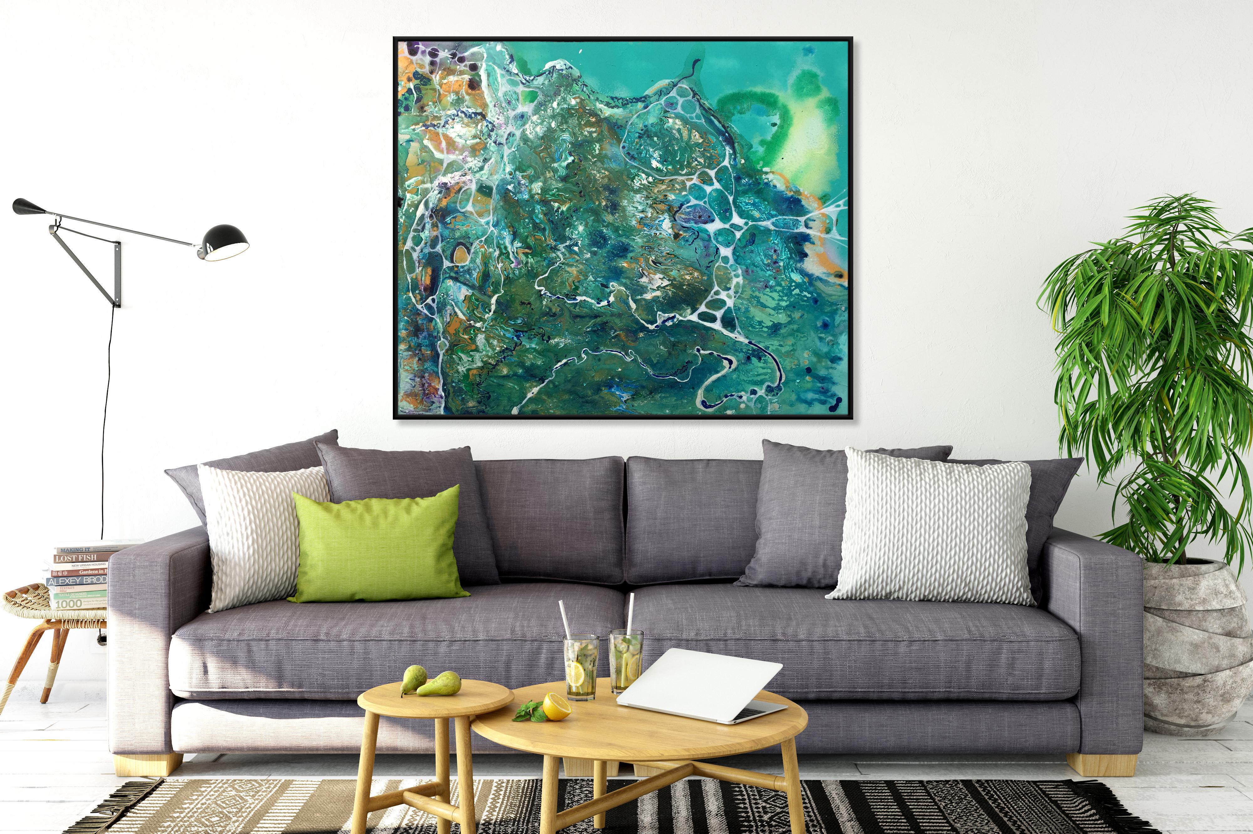 Online galleri med kunst