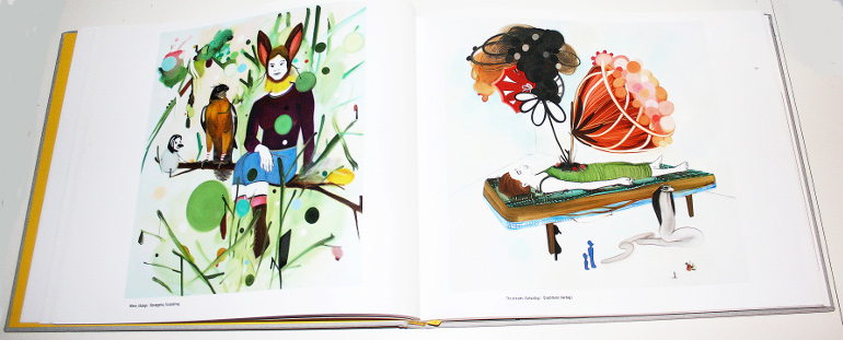 Kamilla Ruus anmeldelse af kunstbogen 'She is ready'