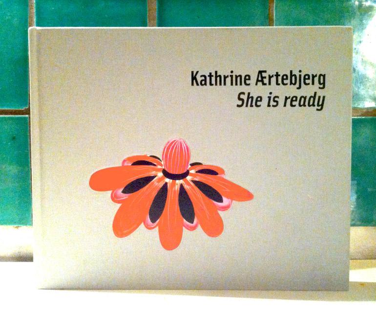 Kathrine Ærtebjerg bog - Læs anmedelse af She is ready