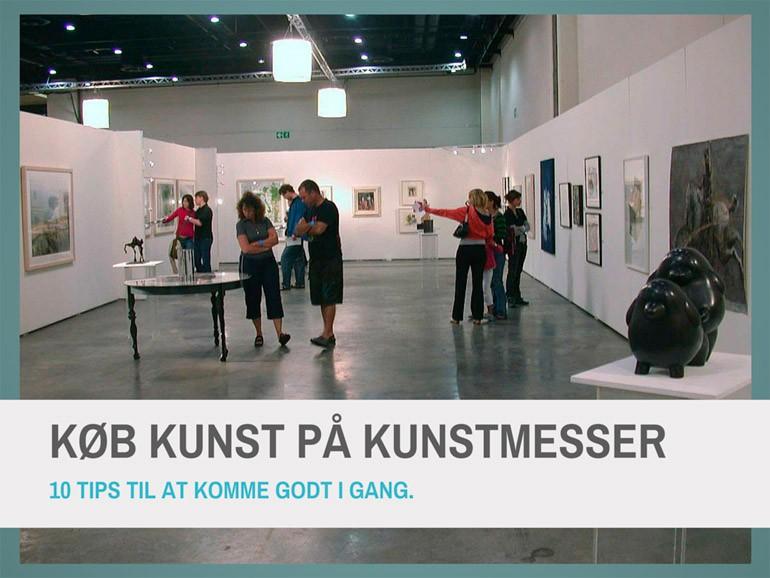 Købe kunst på kunstmesser