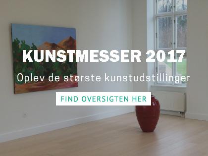 Danske kunstmesser 2017