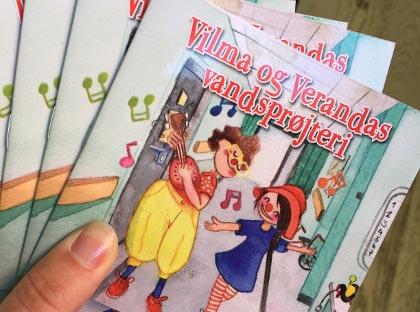 Tegninger til Danske Hospitalsklovne bog