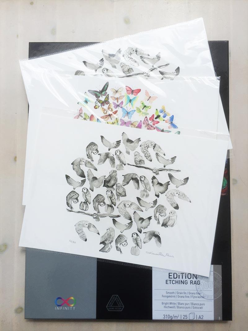 Kunstplakater - Køb kunstprints af Kamilla Ruus