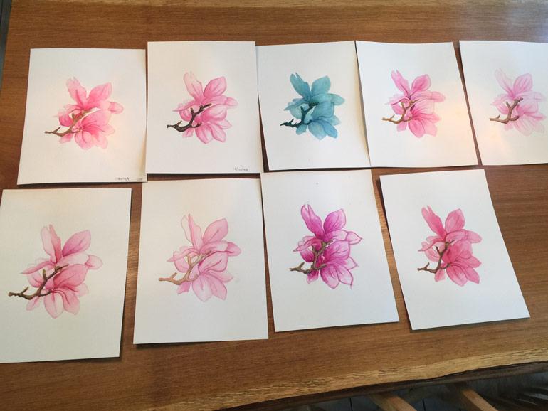 Kreativ polterabend aktivitet ved Kamilla Ruus